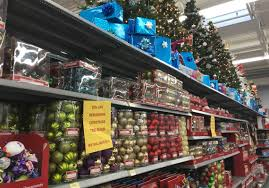 Christmas Tree Shop Fayetteville Nc by Walmart Clearance Christmas Decor As Low As 0 49 The Krazy