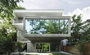Home Decor Magazine Canada by Urban Dream Nature And Concrete Meet In This Canadian Home