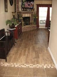 ceramic tile wood floor transition search bathroom