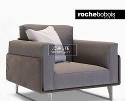 100 Roche Bobois Leather Sofa Focus Roche Bobois Sofa 330 3dmodel 3dbrute
