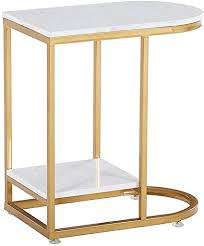 home selected furniture marmor sofa beistelltisch gold eisen