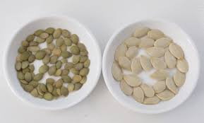 Are Pumpkin Seeds Called Pepitas by Healthy Halloween Treat Roasted Pumpkin Seeds Mother Would Know