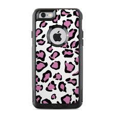 OtterBox muter iPhone 6 Case Skin Leopard Love by Brooke