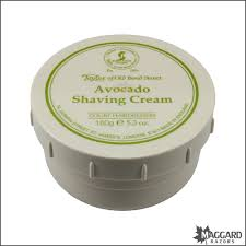 Taylor Bathroom Scales Customer Service by Taylor Of Old Bond Street Tobs Avocado Shave Cream 150g