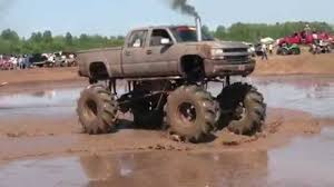 100 Diesel Mud Truck Monster On Tractor Tires At S Gone Wild Colfax