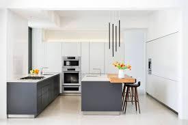 cuisines grises 30 cuisines grises et blanches déco et design deco tendency