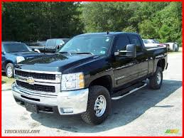 Best 2007 Chevrolet Silverado 2500 Hd Ltz Extended Cab Collection Of ...