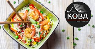 de cuisine thailandaise koba portmarnock takeaway restaurant food delivery