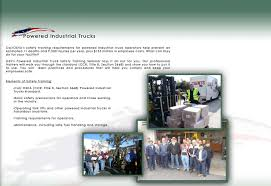 GeneralSafetyServices/PoweredIndustrialTruck Powered Industrial Truck Traing Program Forklift Sivatech Aylesbury Buckinghamshire Brooke Waldrop Office Manager Alabama Technology Network Linkedin Gensafetysvicespoweredindustrialtruck Safety Class 7 Ooshew Operators Kishwaukee College Gear And Equipment For Rigging Materials Handling Subpart G Associated University Osha Regulations Required Pcss Fresher Traing Products On Forkliftpowered Certified Regulatory Compliance Kit Manual Hand Pallet Trucks Jacks By Wi Lift Il
