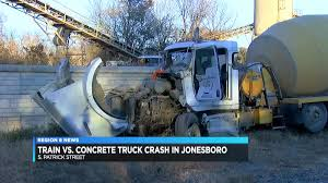 Train And Concrete Truck Crash In Jonesboro Update No Serious Injuries In Norman Train Vs Truck Accident Near Bristol Tenn Garbage Driver Injured Collision Truck Hit By Kings Mountain Flight For Life Transports One From Car Versus Crash Brandon Amtrak Train Strikes Tanker South Of Guadalupe Local News Caught On Video Capes Semi Before Its A Back Semitruck Sheared Off Northwest Fresno Abc30com Man Uninjured After Pickup Collision Under 377 Overpass Police Dashcam Footage Captures Train Crashing Into Fedex Truck New Youtube