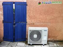 une pompe à chaleur air eau est ce possible chez moi