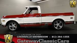 1969 Chevrolet C10 Pickup Truck - Louisville Showroom - Stock # 1080 ...