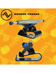 Avenue RKP Suspension Longboard Freeride Truck - Sk8bites - Negozio ... Surf Rodz 200mm Rkp Truck Kit 10mm Set Of 2 Axle 60mmangle The Ultimate Longboard Guide Stoked Ride Shop Paris Savant 50 Degree Trucks 180mm Timber Boards Savants Forged Thane Store V2 Blue Macaron Caliber Cal Ii 44 Two Ccs Skateboard Black Avenue 75 Subvert Store A Skareco Skatesh 4990