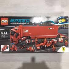 100 Ferrari Truck Reserved J Lego 75913 F14 T And Scuderia Toys