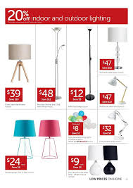 Oskar Tripod Floor Lamp Target by Target Catalogue Home Entertainment Clearance Page 31