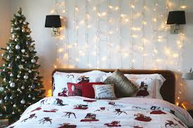 Christmas Themed Bedding Zoella Home Touches Decorating Ideas