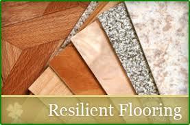 Resilient Flooring Hardwood Rubber Tile Vinyl Composition VCT Sheet