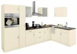 wiho küchen winkelküche brüssel mit e geräten stellbreite 310 x 170 cm kaufen otto