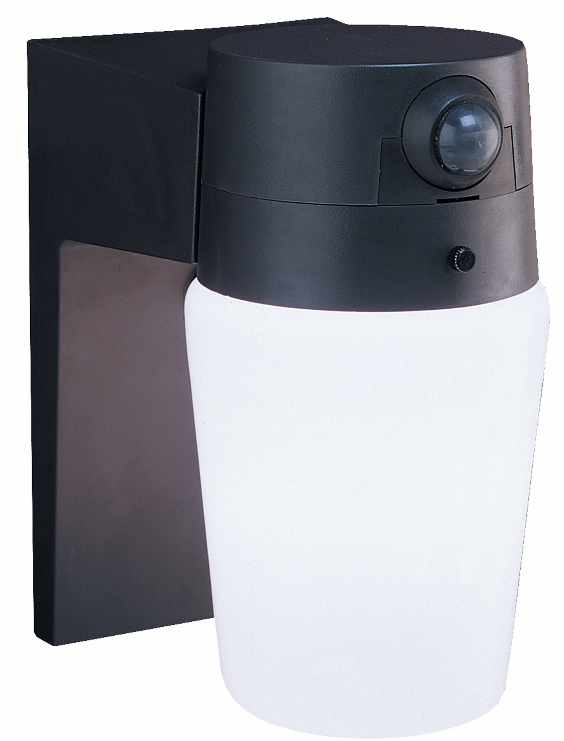 Heath Zenith SL-5610-BZ-B Entryway Motion-Sensing Security Light - Bronze