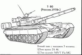 Wonderful Army Tanks Coloring Pages Printable With Tank And Battle