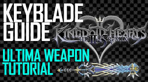 Halloween Town Keyblade by Kingdom Hearts 2 Final Mix Keyblade Guide Includes Ultima Weapon