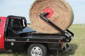 Deweze Bale Bed by Hay Lifter Designed To Make Feeding Out Hay Easy