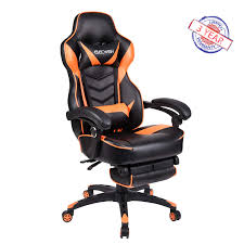 Ergonomic Computer Gaming Chair, Large Size PU Leather High Back Office  Racing Chairs With Widen Thicken Seat And Retractable Footrest And Lumbar  ... Camande Computer Gaming Chair High Back Racing Style Ergonomic Design Executive Compact Office Home Lower Support Household Seat Covers Chairs Boss Competion Modern Concise Backrest Study Game Ihambing Ang Pinakabagong Quality Hot Item Factory Swivel Lift Pu Leather Yesker Amazon Coupon Promo Code Details About Raynor Energy Pro Series Geprogrn Pc Green The 24 Best Improb New Arrival Black Adjustable 360 Degree Recling Chair Gaming With Padded Footrest A Full Review Ultimate Saan Bibili Height Whosale For Gamer