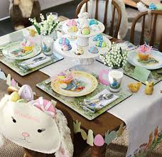 How to Throw an Easter Party for kids course Pottery Barn