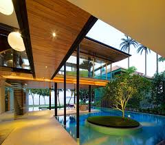 100 Guz Architects Superb Fish House In Singapore By 11 Tropical