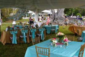 Beautiful Outdoor Wedding Reception Amys Office
