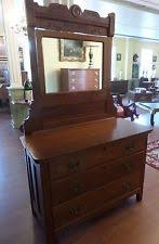 Tiger Oak Dresser With Swivel Mirror by Medium Wood Tone Oak Antique Dressers U0026 Vanities 1800 1899 Ebay