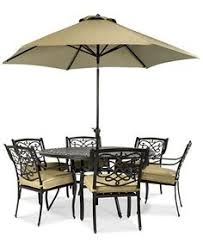 Macys Patio Dining Sets by Madison Outdoor 7 Piece Set 84