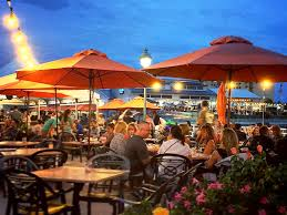 Summer Means Outdoor Dining At The Jersey Shore