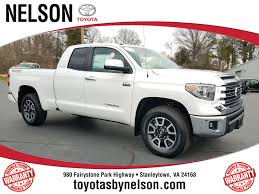 New 2018 Toyota Tundra For Sale | Stanleytown VA | 5TFBY5F18JX732013 2018 Used Toyota Tundra Platinum At Watts Automotive Serving Salt 2016 Sr5 Crewmax 57l V8 4wd 6speed Automatic Custom Trucks Near Raleigh And Durham Nc New Double Cab In Orlando 8820002 For Sale Wilmington De 19899 Autotrader Preowned 2015 Truck 1794 Crew Longview 2010 Limited Edition4x4 V8heated Leather Ffv 6spd At Edition