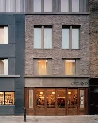 100 Townhouse Facades 3144 Architects Rory Gardiner Redchurch Divisare