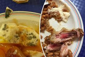 sodexo cuisine soldiers reveal disgusting army sodexo food on