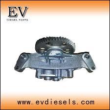 100 Hino Truck Parts Oil Pump V26C V25C V22D V22C F21C F20C Engine