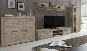 anbauwand eiche sand wohnzimmerschrank tv wohnwand sandeiche 2002