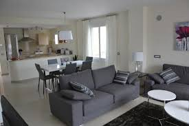 wohn essbereich mit offener küche bild cortijo