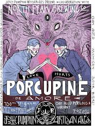 Jolly Pumpkin Brewery by Jolly Pumpkin North Peak Porcupine De Amore Shelton Brothers