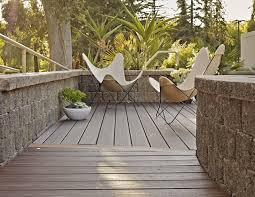 Trex Deck Rocking Chairs by Trex Decking For High Performance Outdoor Living Remodelista