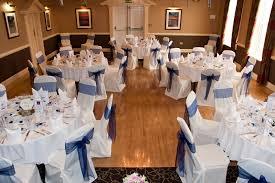Wedding Breakfast Held In The Sandown Suite - Chair Covers ...