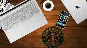Cute Starbucks Wallpaper Phone Notebook