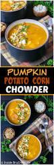Haitian Pumpkin Soup Vegetarian by Pumpkin Potato Corn Chowder