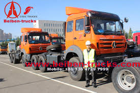100 Cheap Semi Trucks For Sale Hot Beiben 6x4 Strong Horse Power Tractor Truck In Low