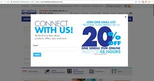 How To Find Bed Bath & Beyond Promo Codes (When You Forgot ... The Best Bed Bath Beyond Coupons Promo Codes Oct 2019 Ymmv And Breville Bov900bss Smart Oven With Discount Quality Rugs Online Yourweddglinen Coupon Code Latest October Coupon Save 50 And Seems To Be Piloting A New Store Format This Hack Can Save You Money At Wikibuy Moltonbrown Com Uniqlo Promo Honey Calamo 4md Traxsource Discount April Front Jewelers 20 Off Deals Bath Beyond February Beville