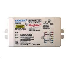 Universal 4 Lamp T12 Ballast by Radionic Hi Tech High Power Factor Ballast For 1 F34 40t12 Lamp