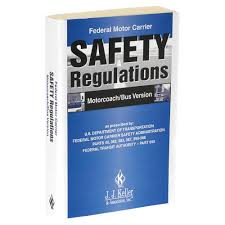 100 Federal Trucking Regulations Motor Carrier Safety Pocketbook Motorcoach