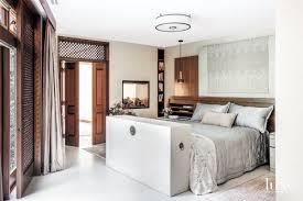 custom screens define serene master suite in berkeley