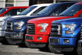 100 Trucks Are Us Ford Recalls 2 Million Pickup Trucks Seat Belts Can Cause Fires